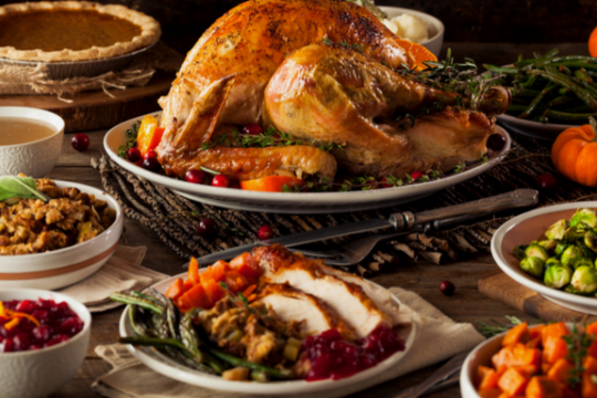 Here's a list of helpful tips to help you be intentional with your people and your time this thanksgiving weekend with family.
