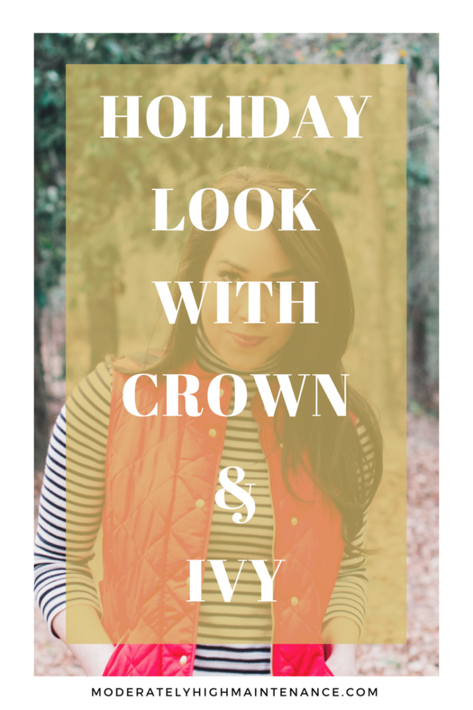 holiday-look-with-crown-ivy