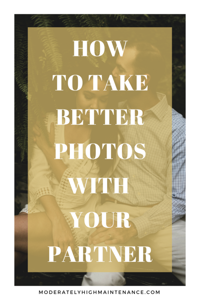 Through the years we have worked with several wonderful photographers and we have picked up several tips to take better photos together.